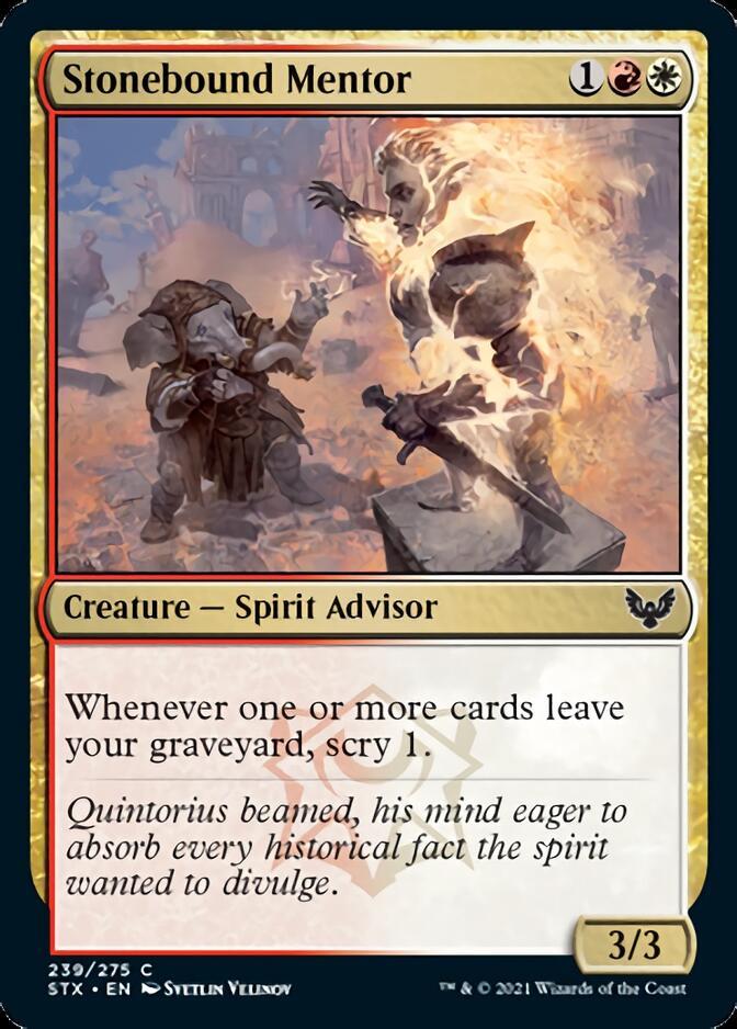 Stonebound Mentor [STX]