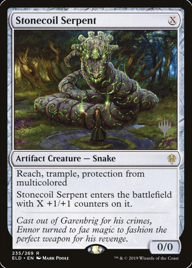 Stonecoil Serpent [PPELD]