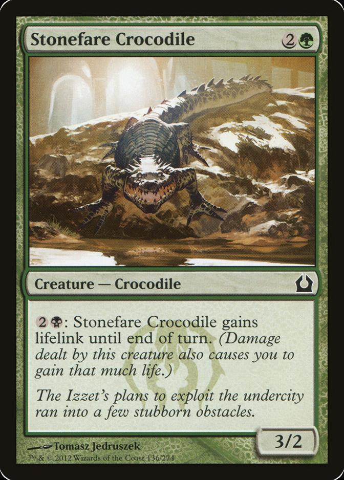 Stonefare Crocodile [RTR]
