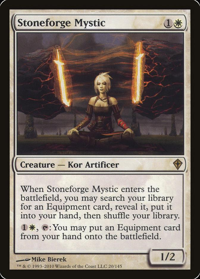 Stoneforge Mystic [WWK]