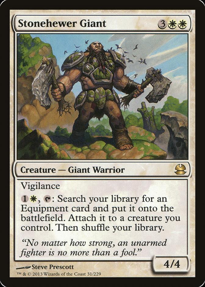 Stonehewer Giant [MMA]