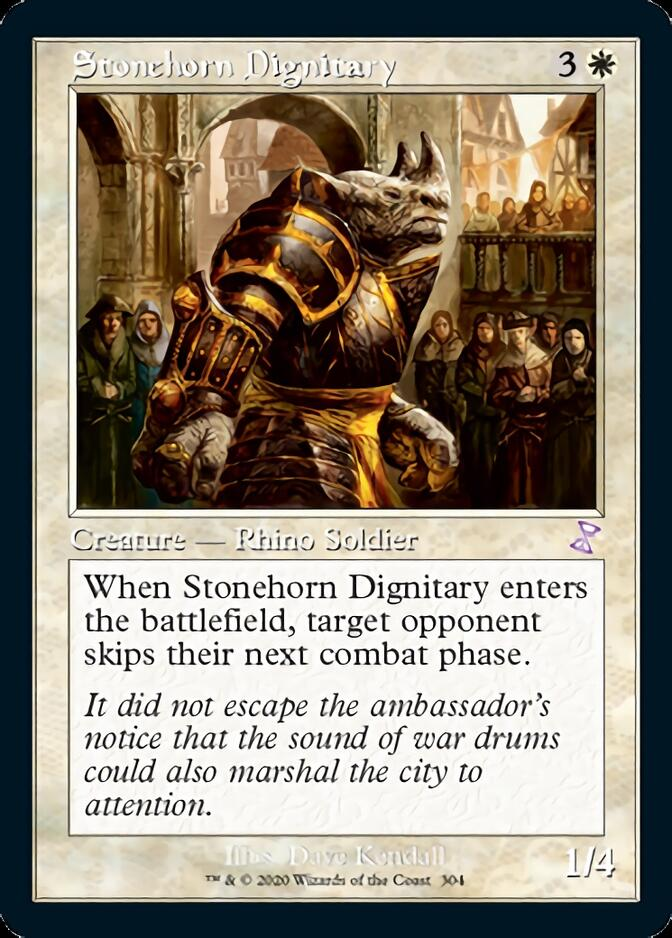 Stonehorn Dignitary <timeshifted> [TSR]