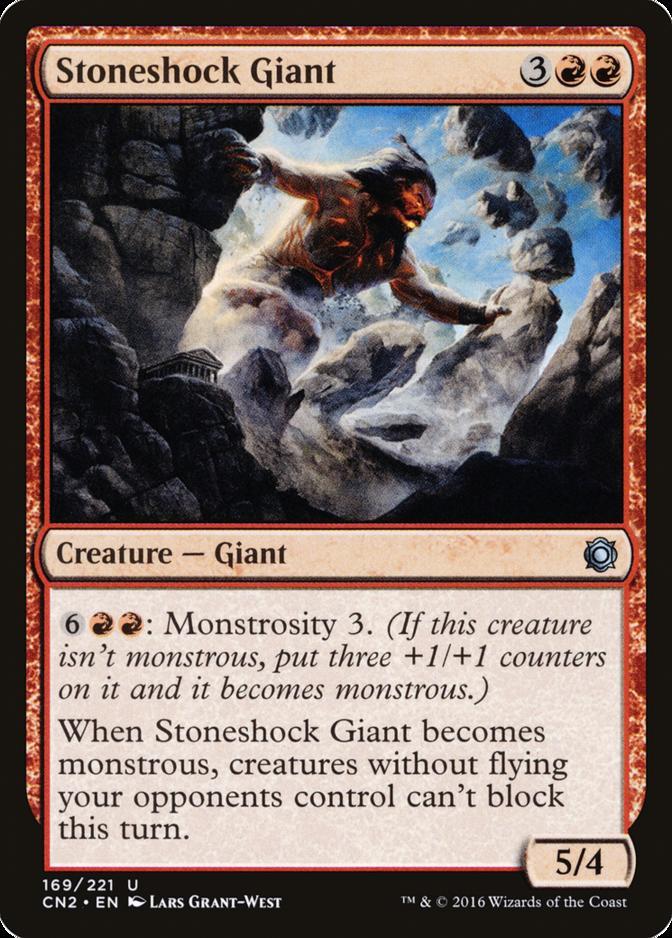 Stoneshock Giant [CN2]