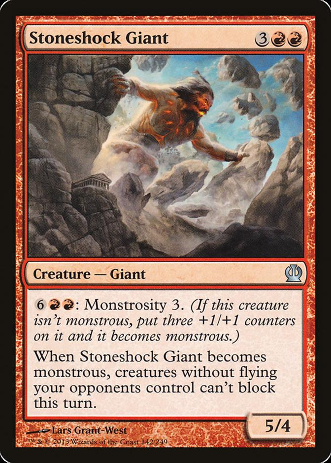Stoneshock Giant [THS]