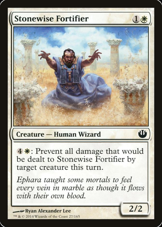 Stonewise Fortifier [JOU]