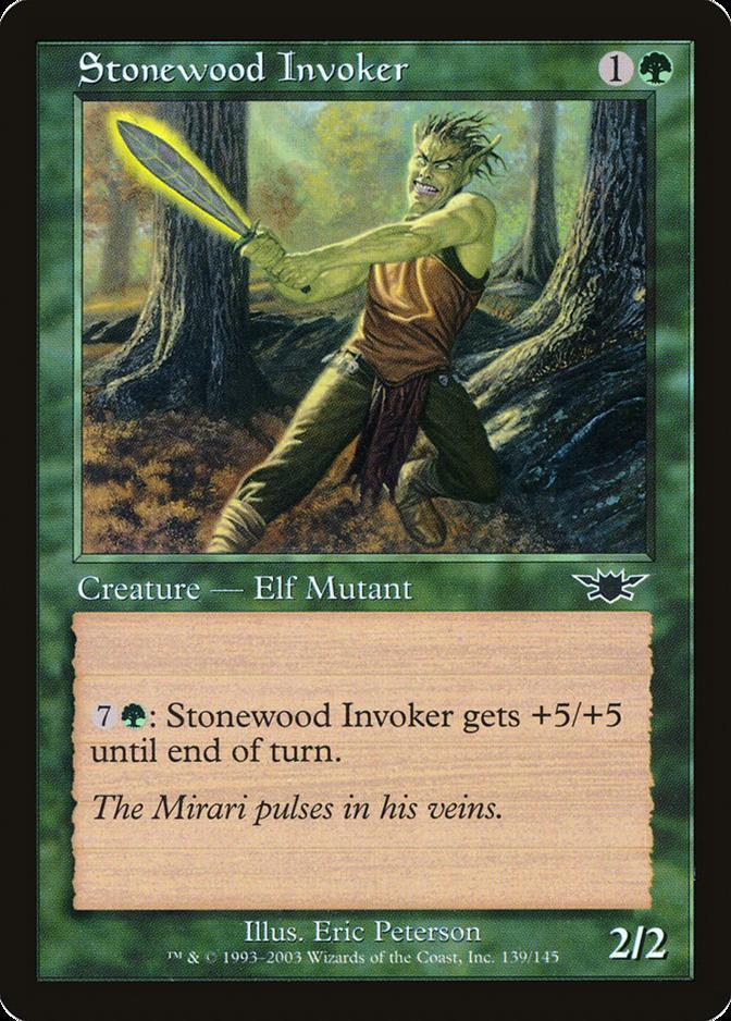 Stonewood Invoker [LGN]