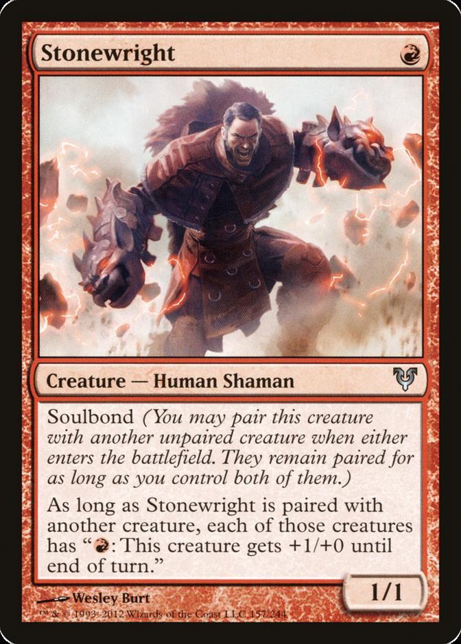 Stonewright [AVR] (F)