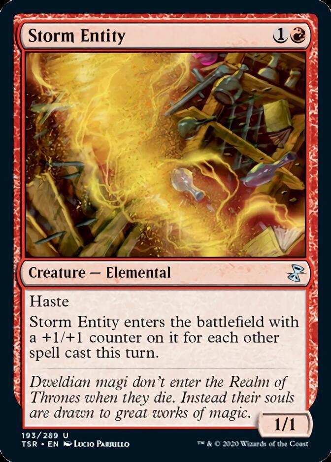 Storm Entity [TSR]