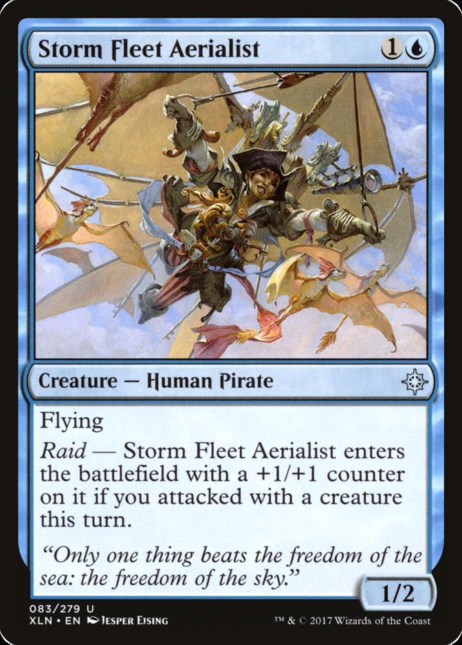 Storm Fleet Aerialist [XLN]