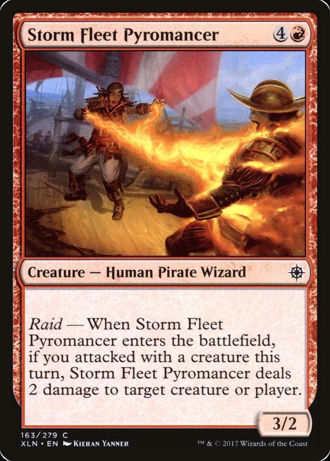 Storm Fleet Pyromancer [XLN]