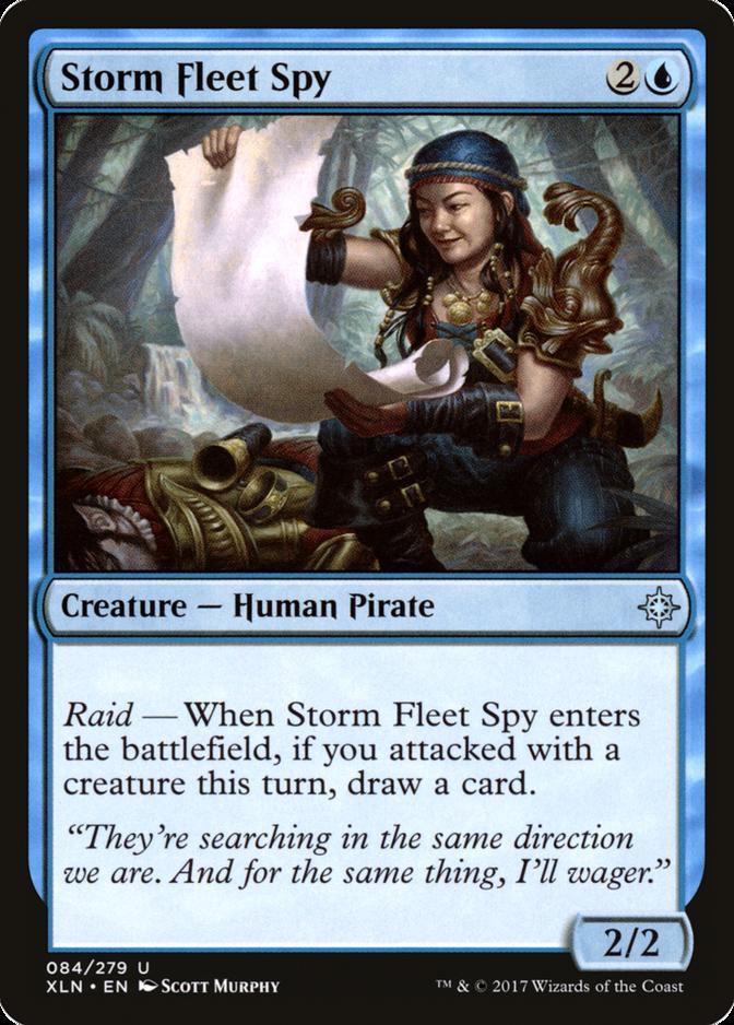 Storm Fleet Spy [XLN]