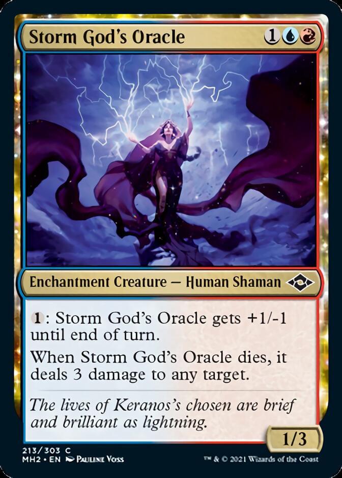 Storm God's Oracle [MH2]