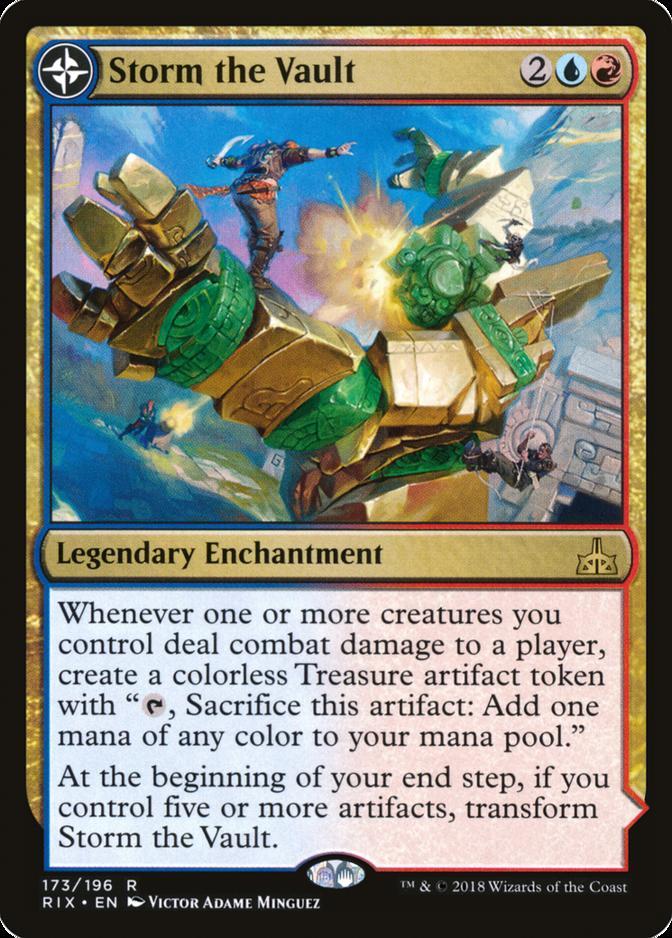 Storm the Vault [RIX]