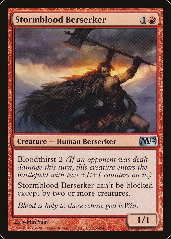 Stormblood Berserker [M12]