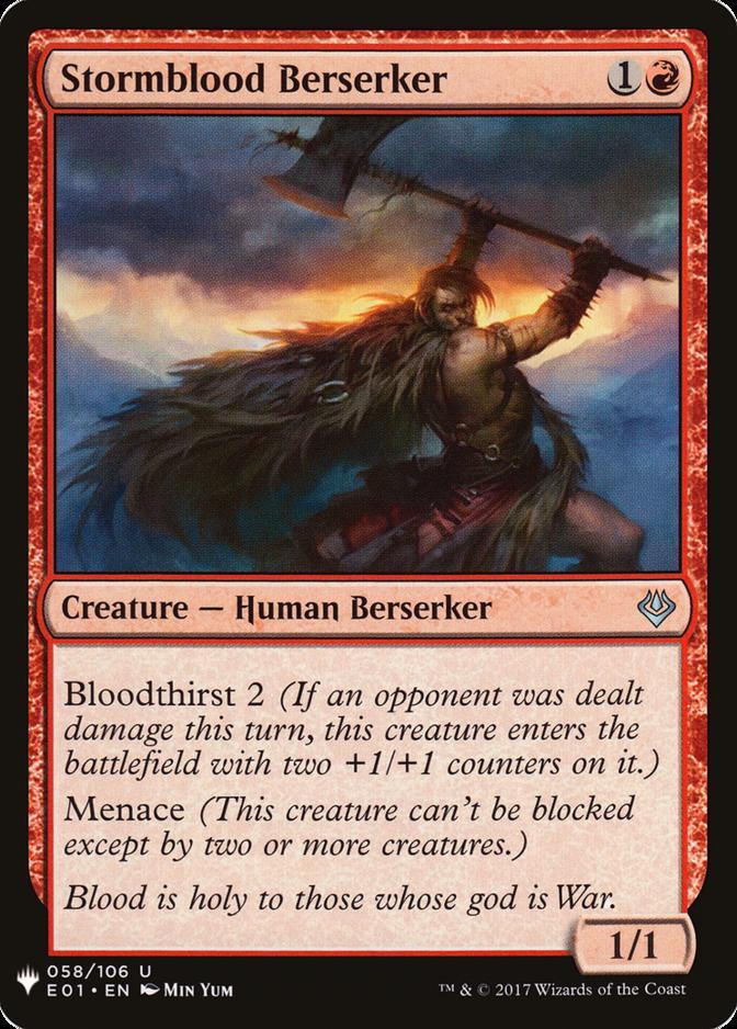 Stormblood Berserker [MB1]