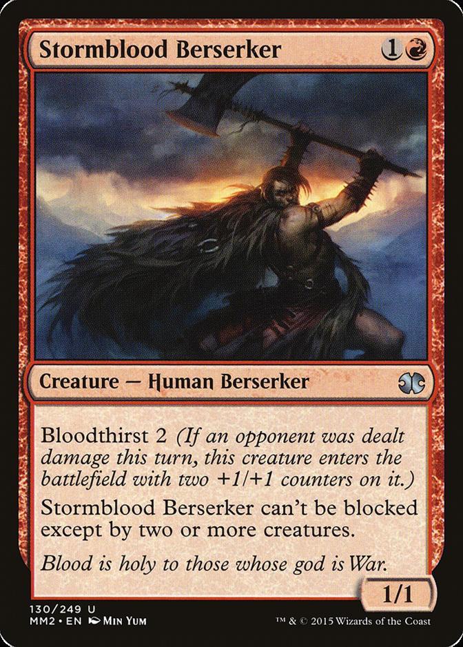 Stormblood Berserker [MM2]