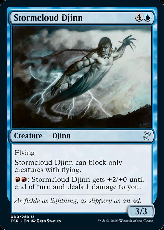 Stormcloud Djinn [TSR]