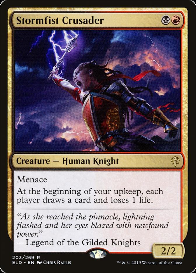 Stormfist Crusader [ELD]