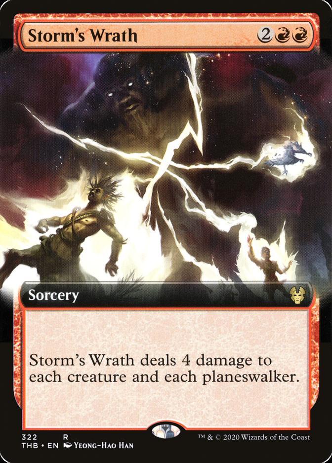 Storm's Wrath [PTHB]