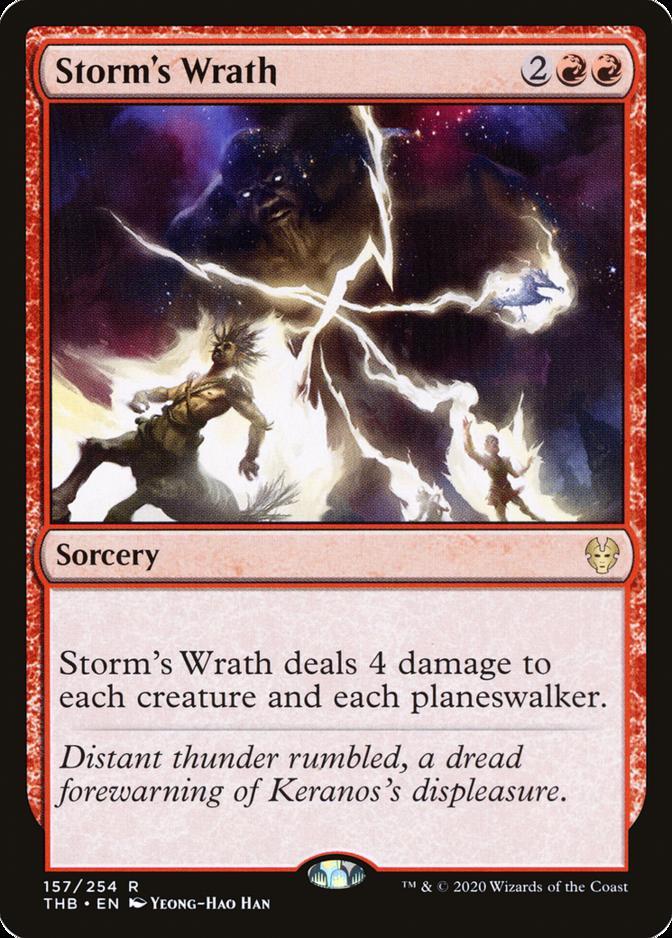 Storm's Wrath [THB]
