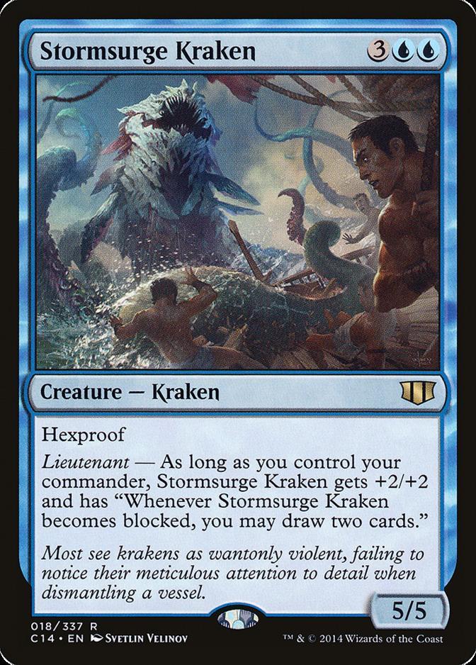 Stormsurge Kraken [C14]