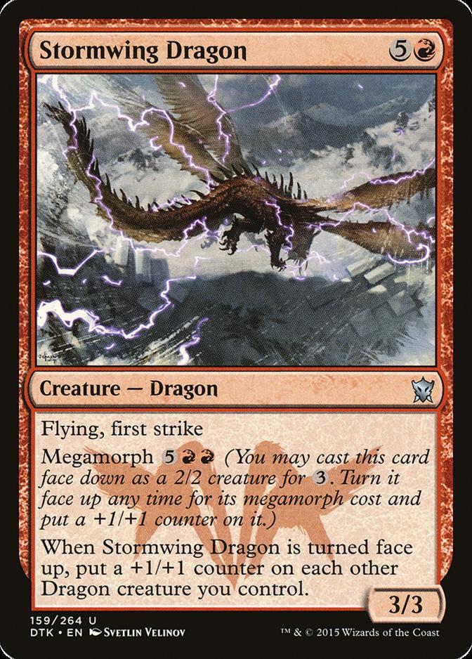 Stormwing Dragon [DTK]