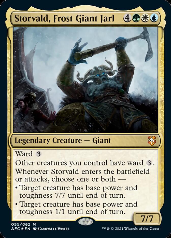 Storvald, Frost Giant Jarl [AFC] (F)