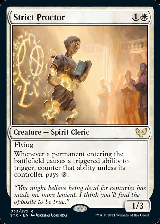 Strict Proctor [STX]