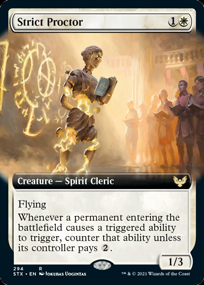 Strict Proctor <extended> [STX]
