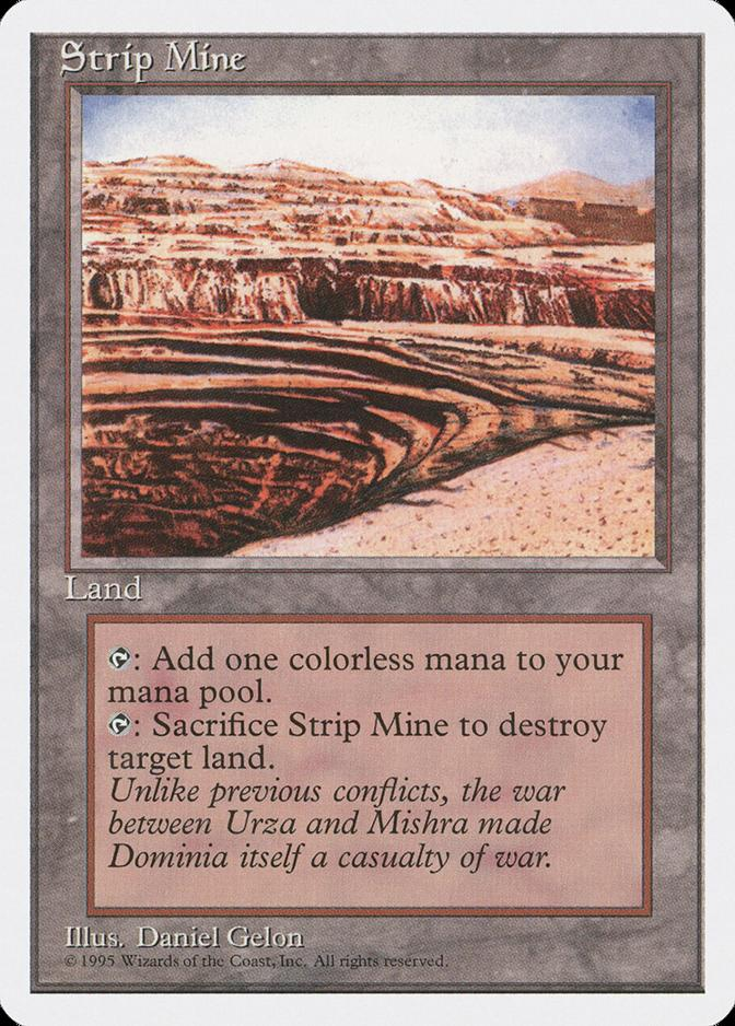 Strip Mine [4ED]
