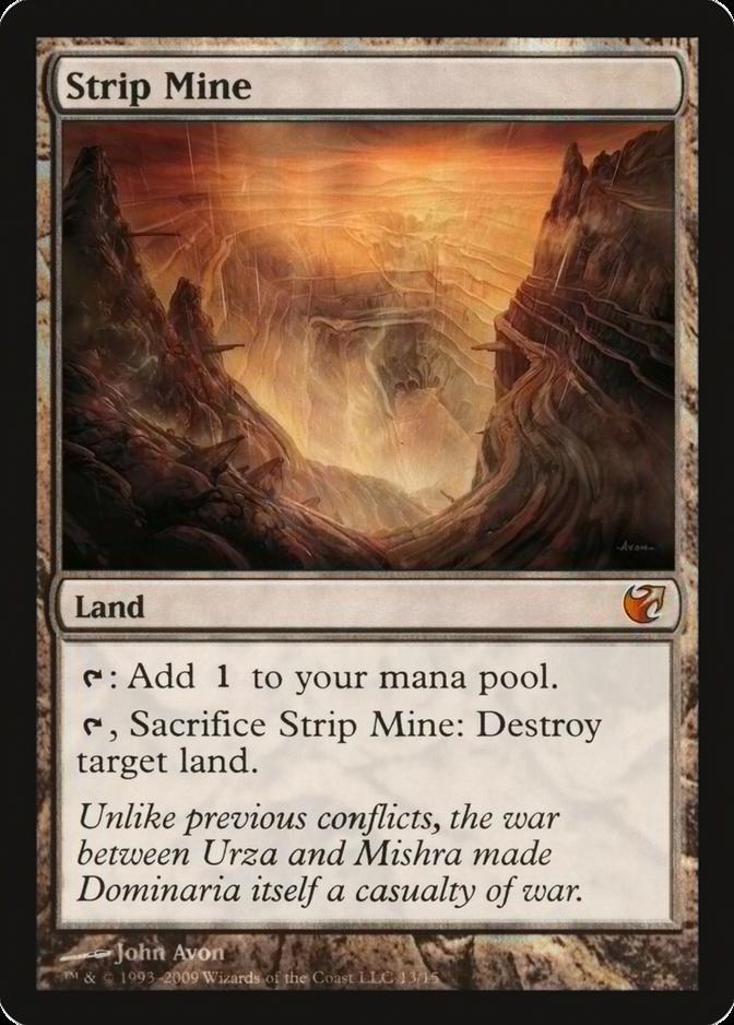 Strip Mine [V09]