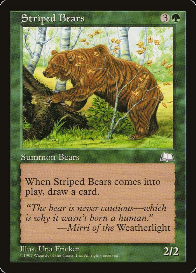 Striped Bears [WL]
