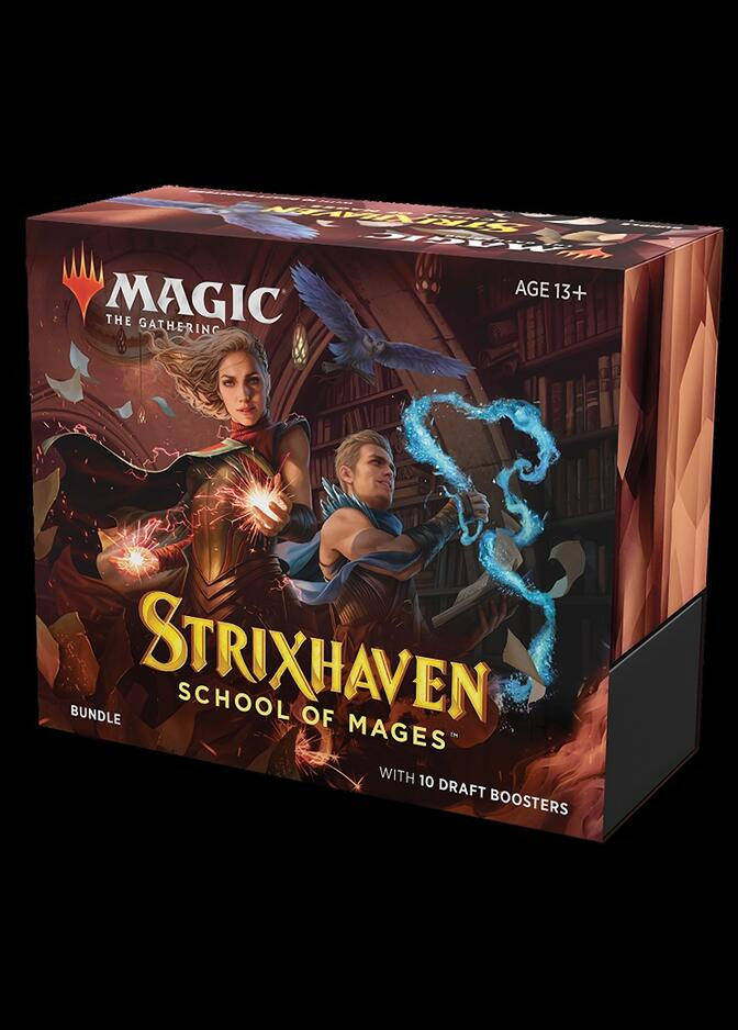 Strixhaven: School of Mages Bundle <sealed> [STX]