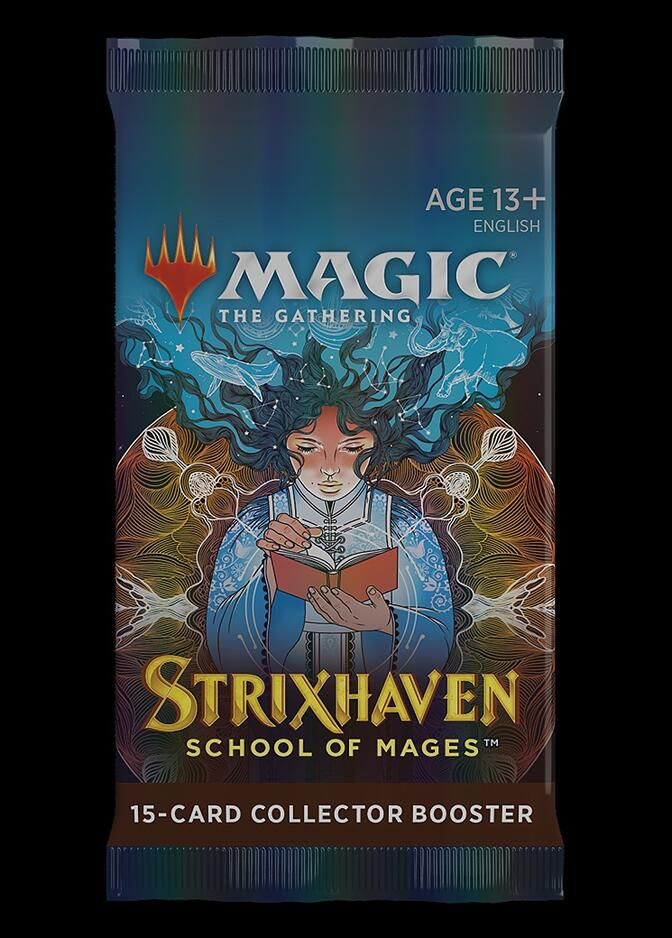 Strixhaven: School of Mages Collector Booster Pack <sealed> [STX]