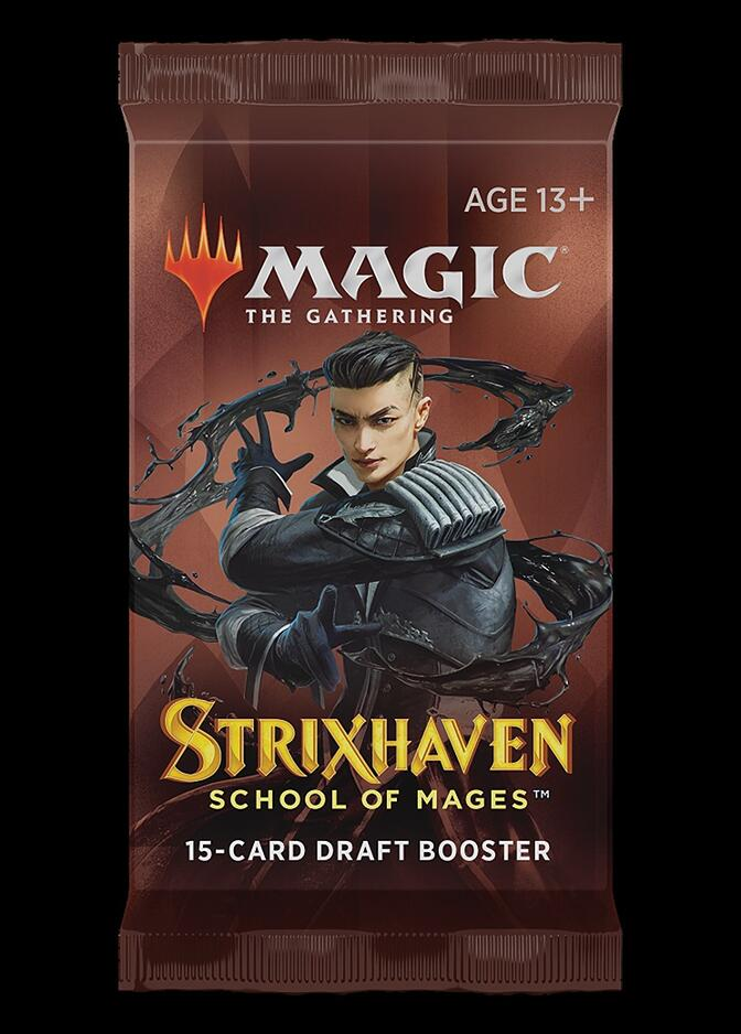 Strixhaven: School of Mages Draft Booster Pack <sealed> [STX]