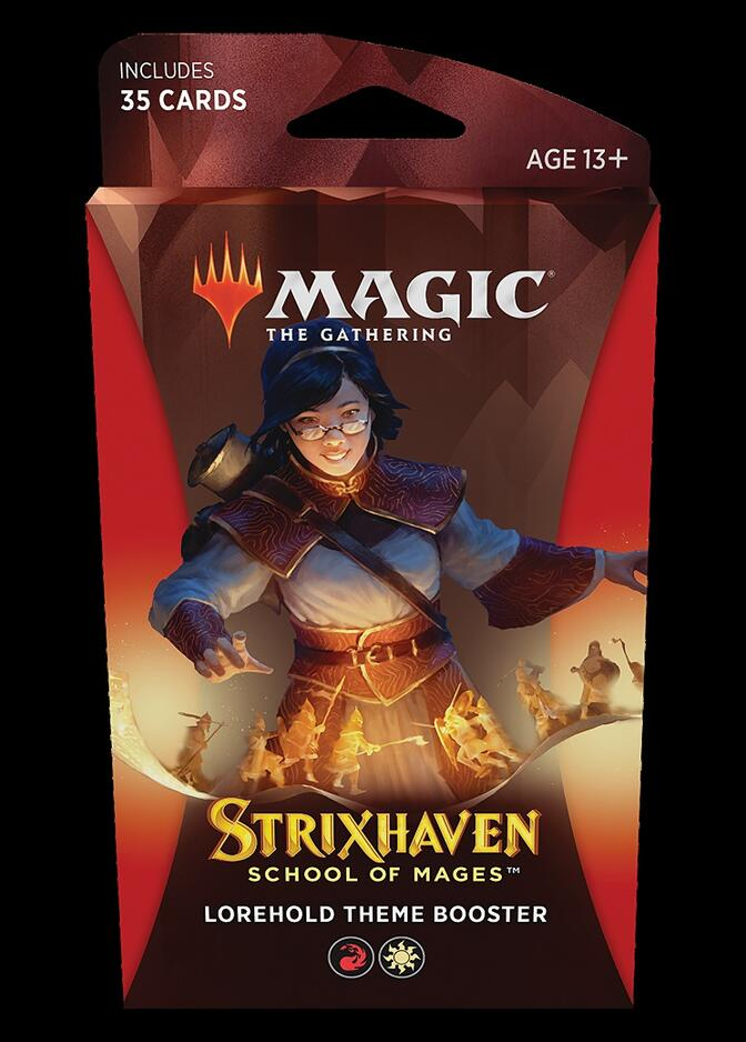 Strixhaven: School of Mages Theme Booster: Lorehold <sealed> [STX]
