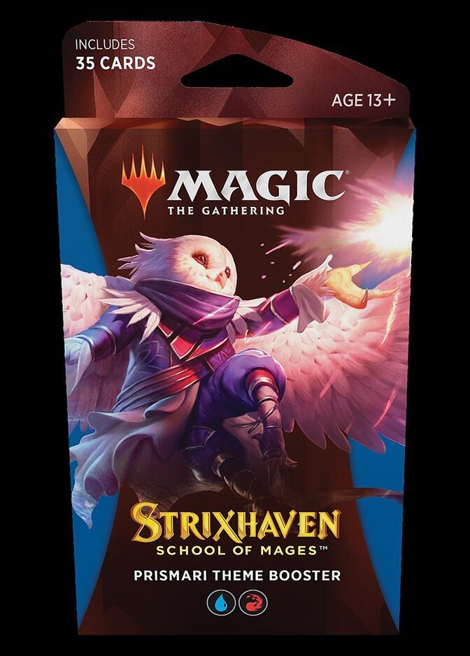 Strixhaven: School of Mages Theme Booster: Prismari <sealed> [STX]