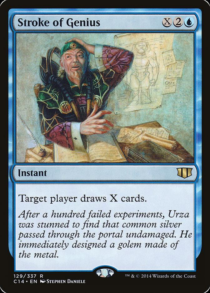 Stroke of Genius [C14]