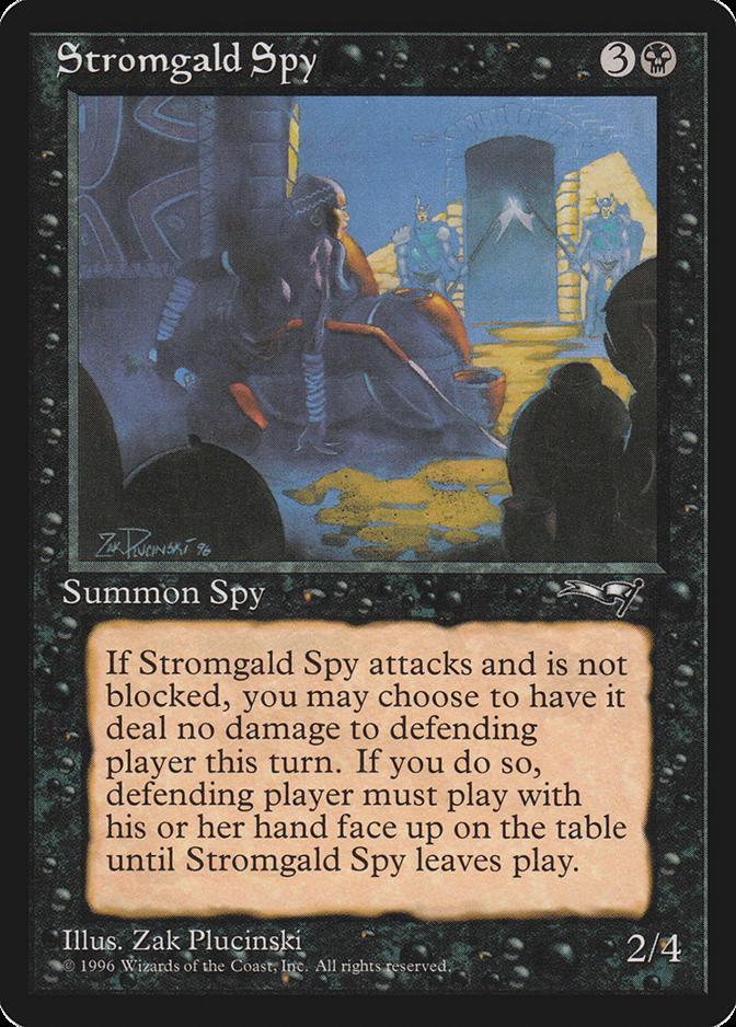 Stromgald Spy [ALL]
