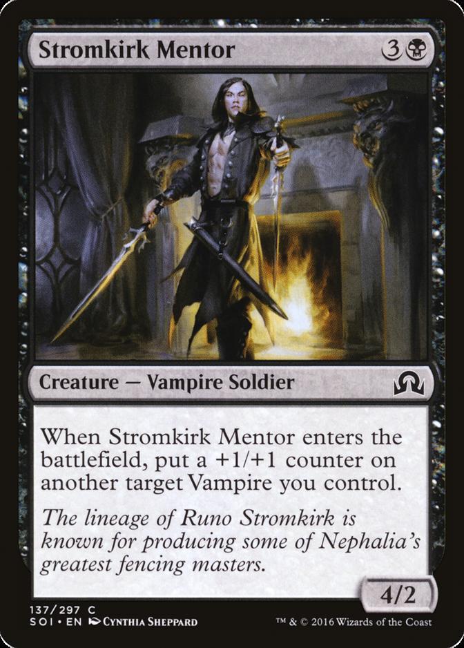 Stromkirk Mentor [SOI]
