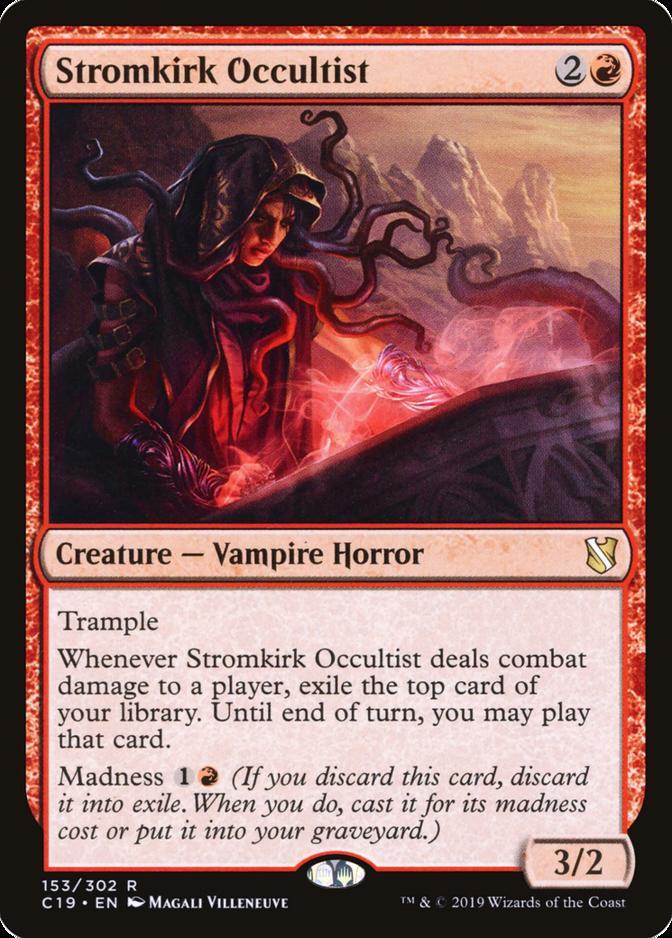 Stromkirk Occultist [C19]