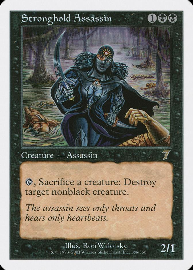 Stronghold Assassin [7E]