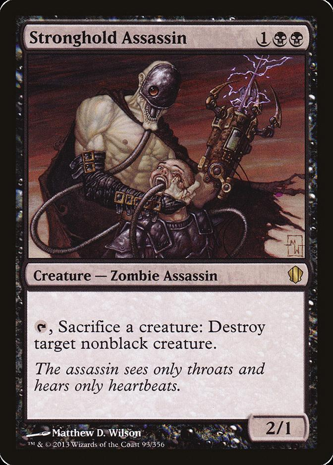 Stronghold Assassin [C13]