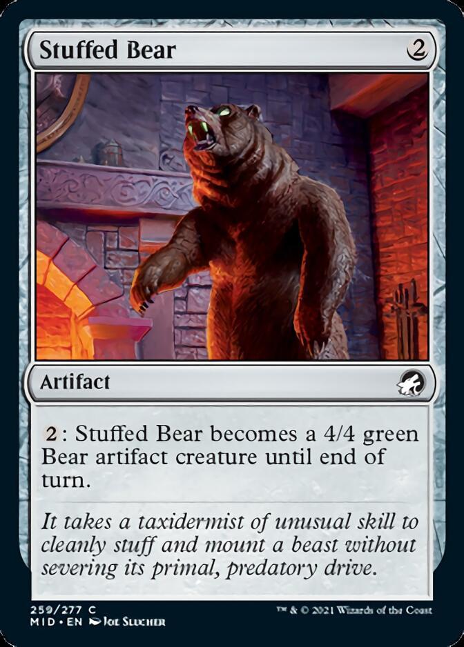Stuffed Bear [MID]