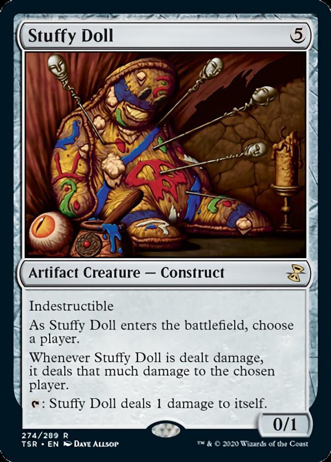 Stuffy Doll [TSR]