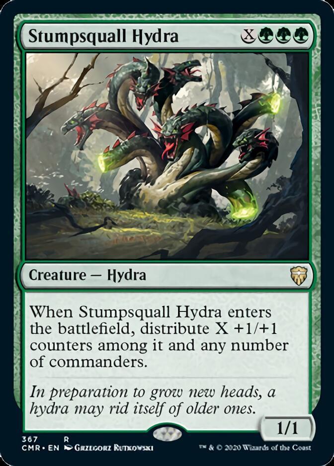 Stumpsquall Hydra [CMR]