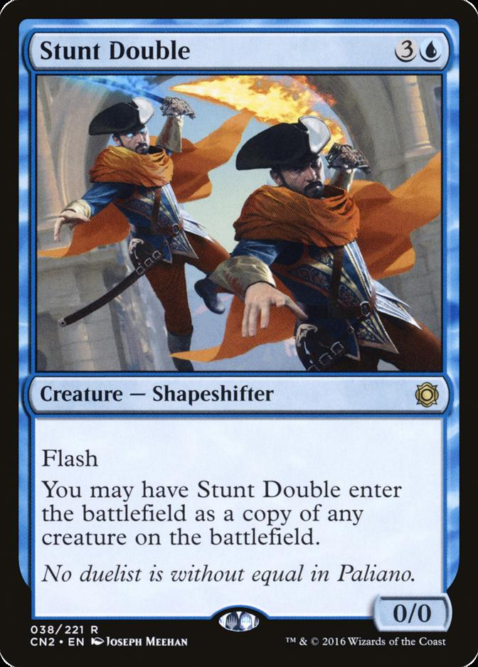 Stunt Double [CN2]