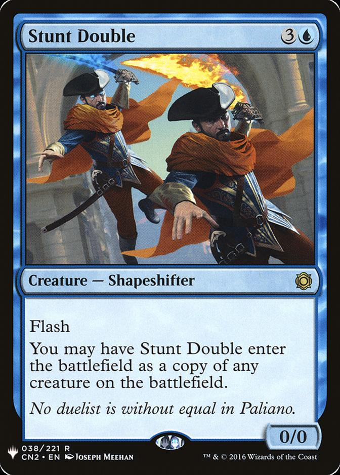 Stunt Double [MB1]
