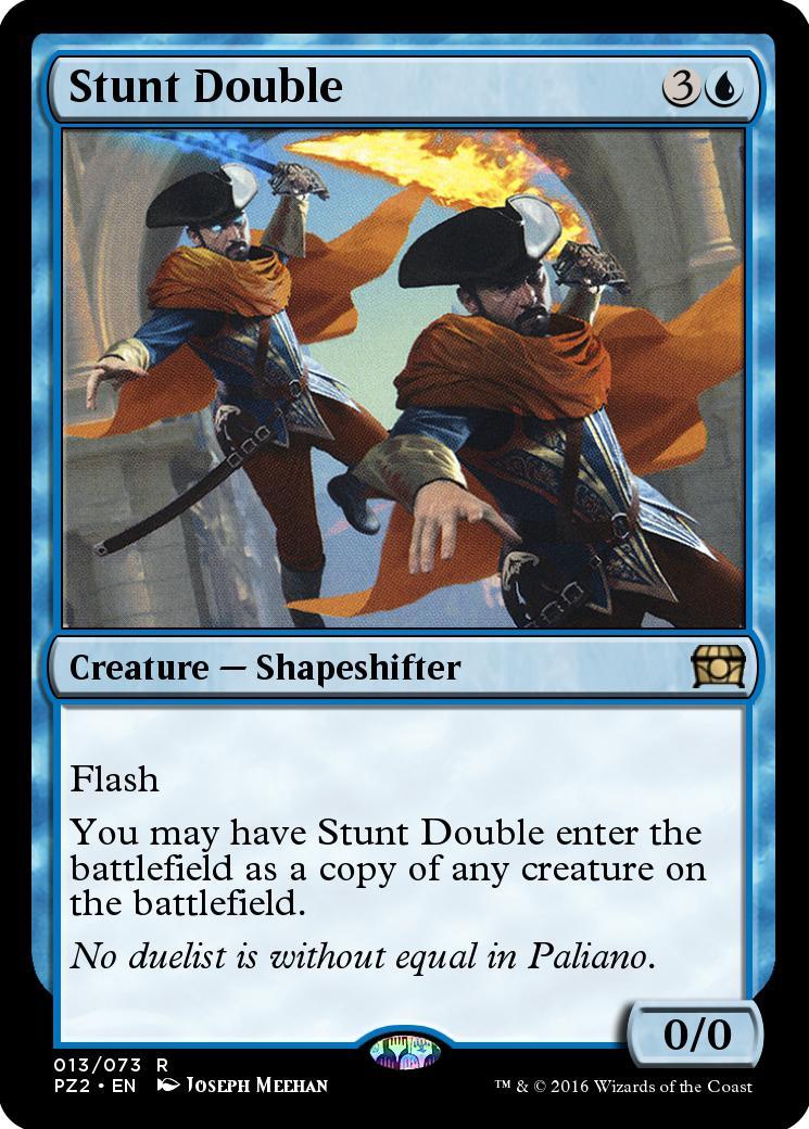 Stunt Double [PZ2]