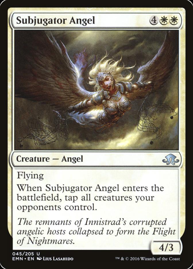 Subjugator Angel [EMN]